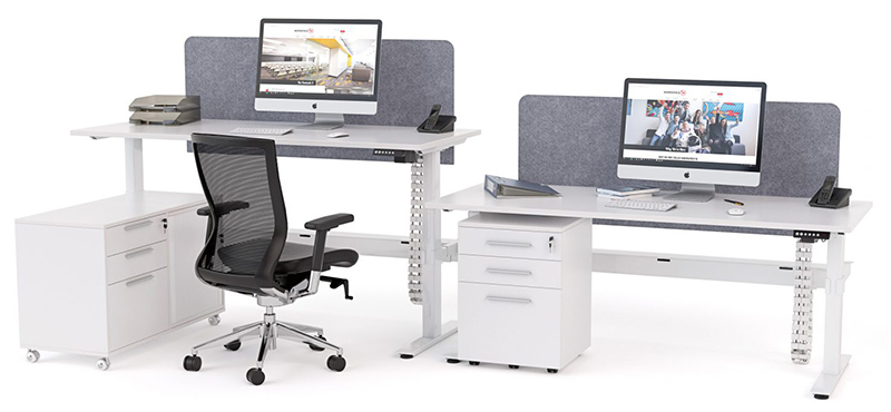 The Sit-Stand Desk Just Got Smarter