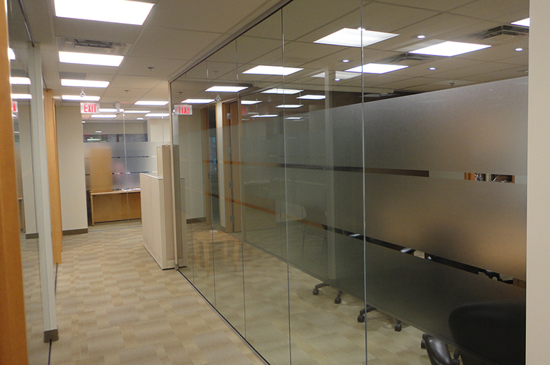XDM Roxgold  Boardroom Privacy Glass